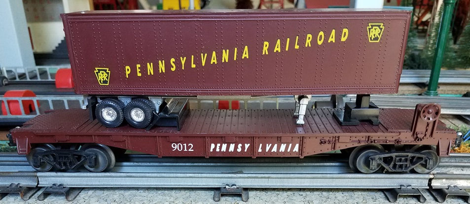 Frank's Roundhouse Pennsylvania with tuscan TOFC