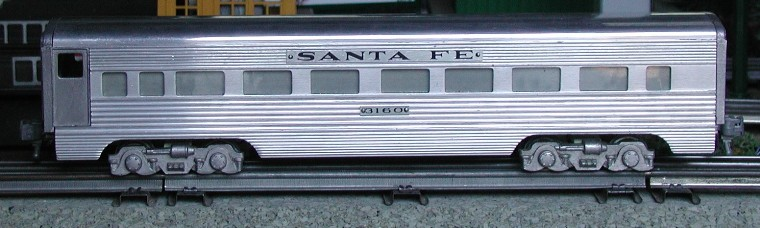 AMT Santa Fe day coach