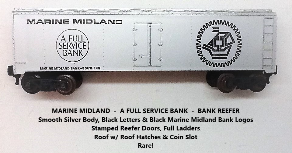 Kris Marine Midland smooth silver bank car