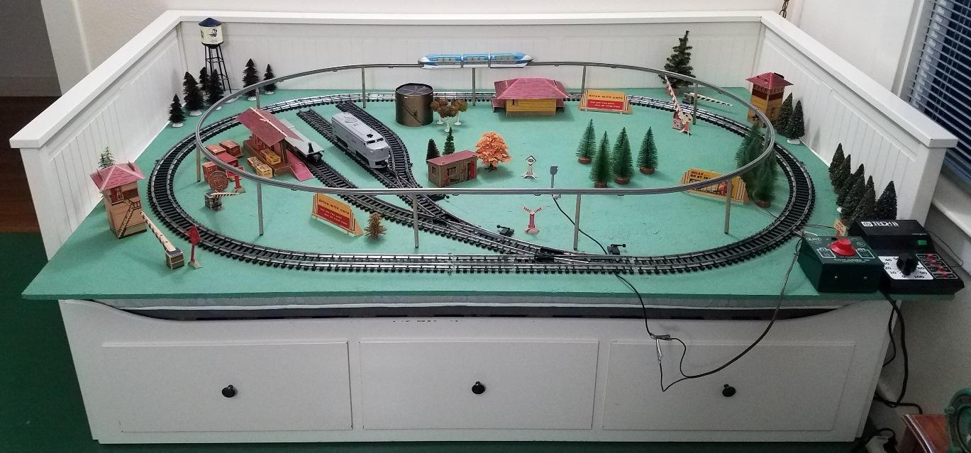 Model trains auburn maine