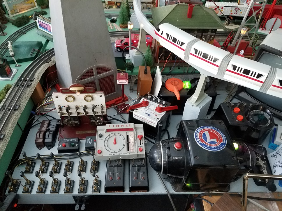 Lionel Bar Stool Classic Toy Trains Magazine