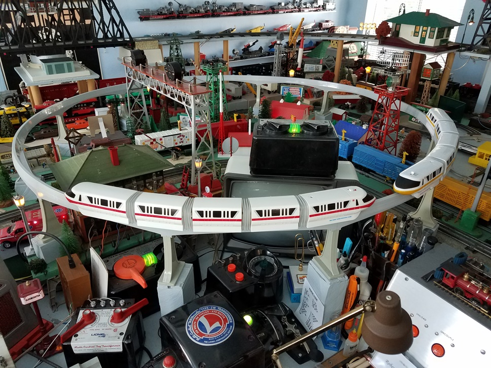 Pin by on Lionel Train Layout Pinterest